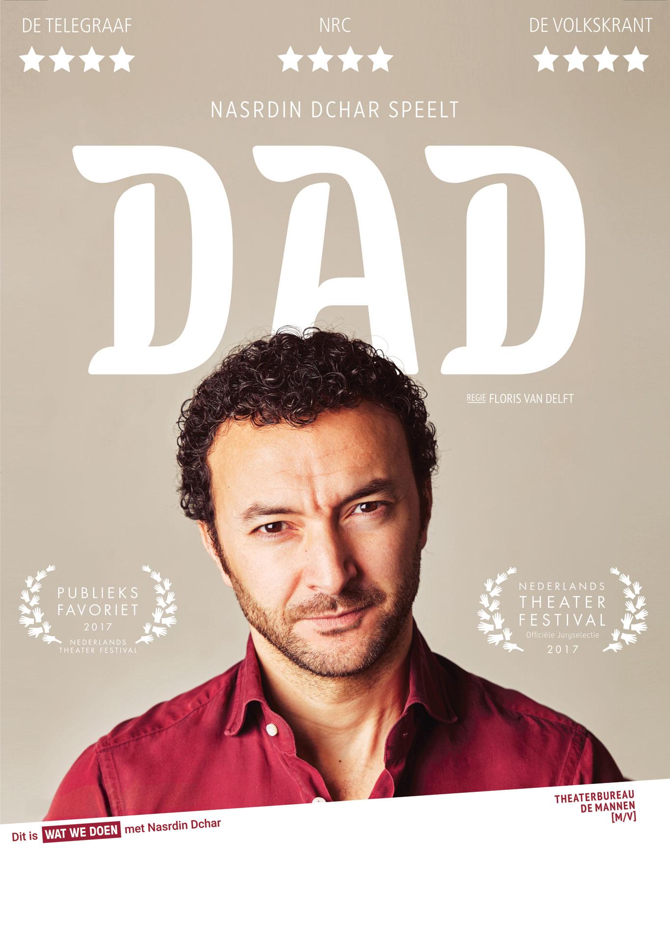DAD - Nasrdin Dchar poster