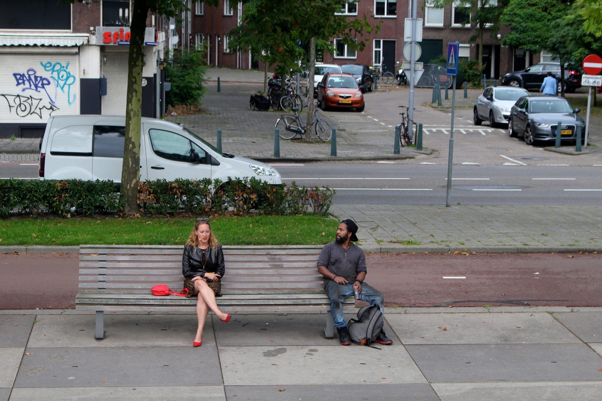 Toen wij van Rotterdam vertrokken_foto Fred Ernst