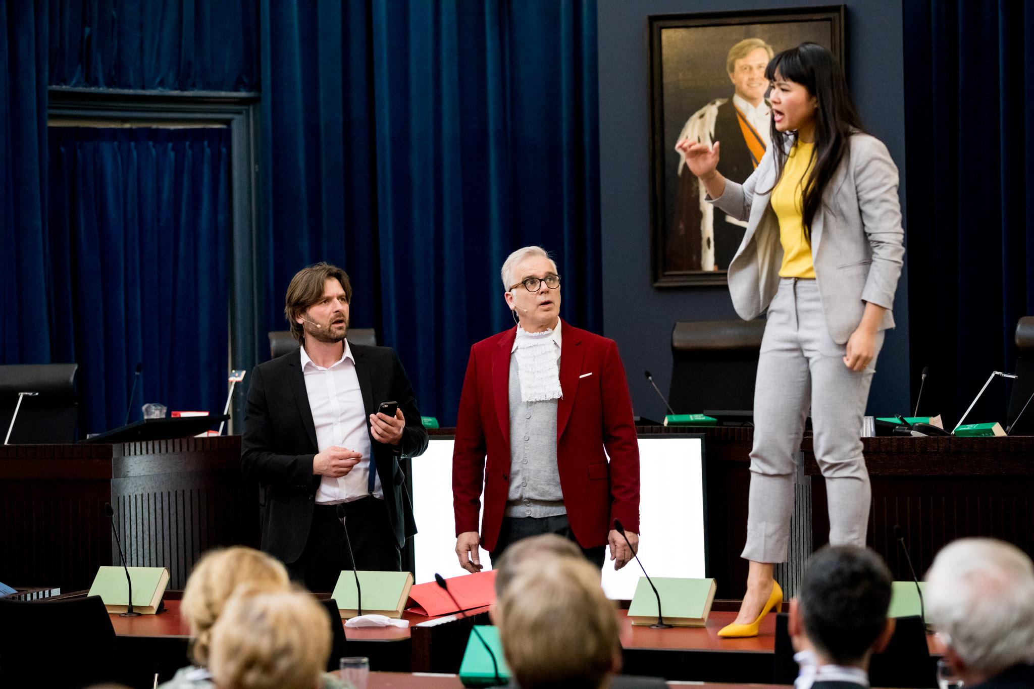 Om des Gewetens Wille_WAT WE DOEN met de rechtspraak_foto Ruben van Vliet